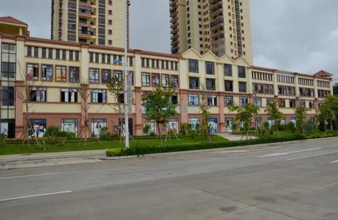 东方汇园,临街商铺出租,新城区中心地段