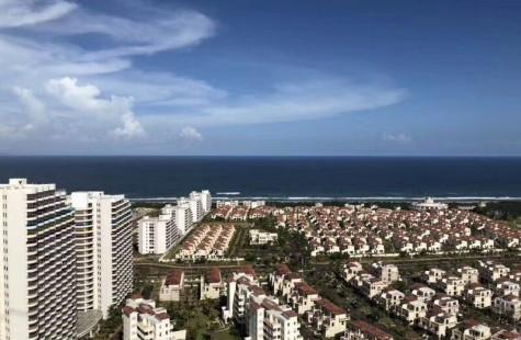 一万二70年产权海景房 小户型低总价 在海南过冬!