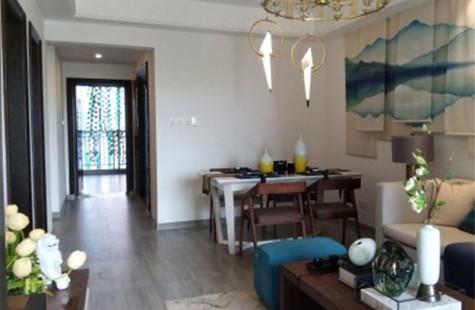 文昌(白金海岸)精装两房。空气清新。户型采光好。小阳台。