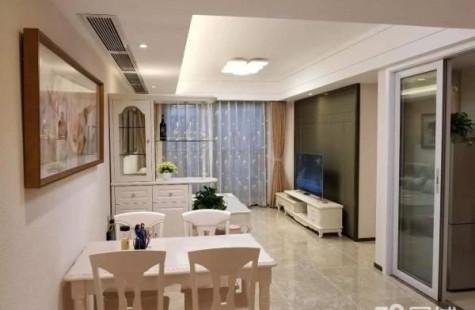 鸿州天玺繁华市中心高端小区拎包入住新房出租