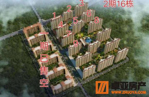 90万 海南碧桂园安个家 大开发商买的放心