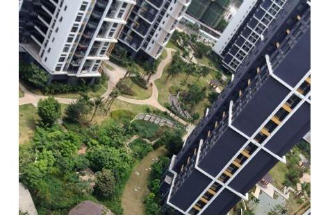 卓达巴哈马精装两房 短租三个月 1万/月 成熟社区