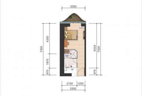 三亚市中心 地标性建筑 70年产权 配套齐全