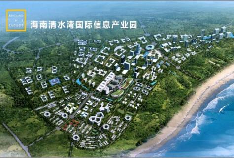 三亚周边美丽成熟的清水湾,高新科技产业园配套小区智汇城精装修户型通透