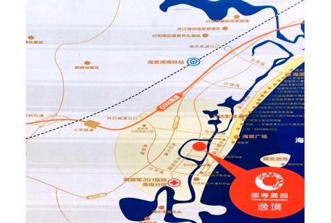 海棠湾 中国人寿开发 空中别墅 独栋