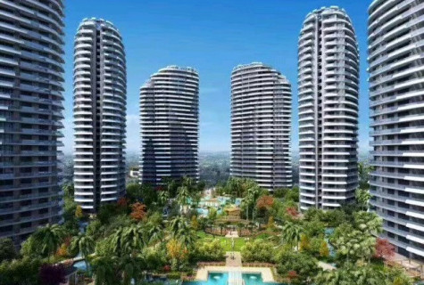 三亚市中心,现房,即买即住,高层看海,生活便利