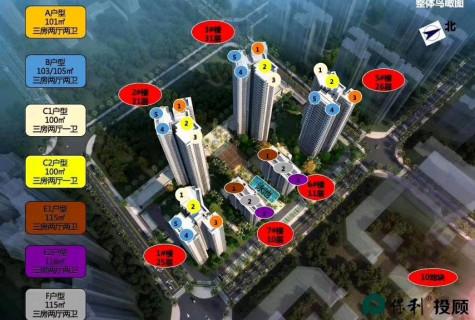 三亚市区性价比最高的楼盘,单价只需16800