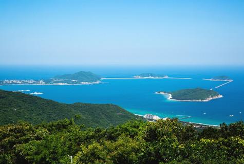 美丽石梅湾,万宁兴隆旅游度假区石梅半岛高性价比别墅