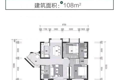 大东海 新华联奥林匹克花园 环山面海 精装舒适三房