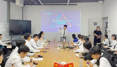 沟通是一种力量丨环球屋商学院金牌销售培训营完美收官